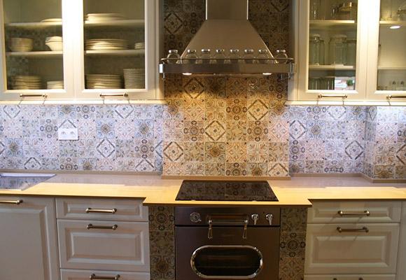 Cristal frente cocina precio interesting bancadas de for Paneles acrilicos para frentes de cocina