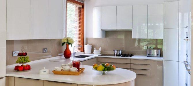 Paneles de vidrio para cocinas y salpicaderos - Paneles para revestir paredes ...