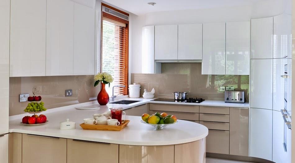 Paneles de vidrio para cocinas y salpicaderos - Cocinas de cristal ...
