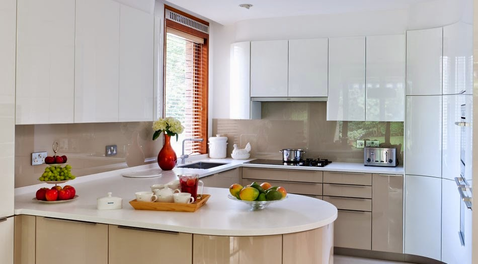Salpicadero de cocina - Paneles de vidrio para cocinas