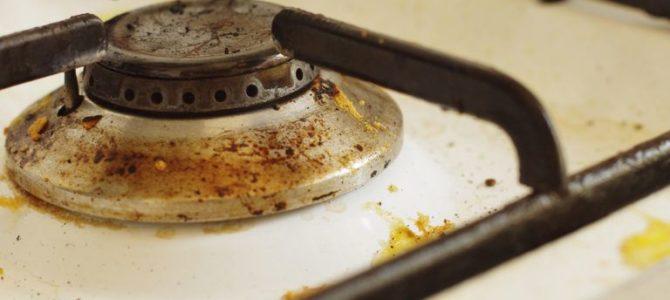 Cómo eliminar la grasa de la cocina