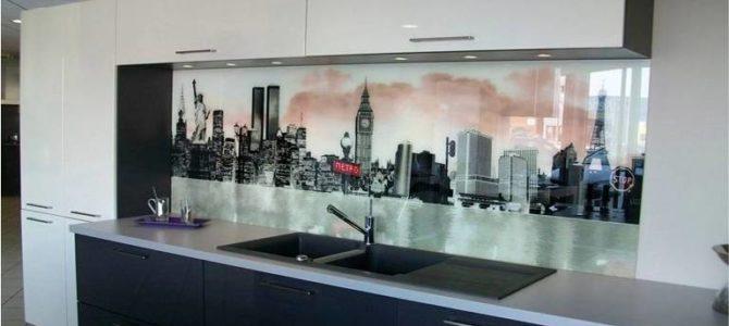 Frentes de cocina en vidrio: Impreso o a color