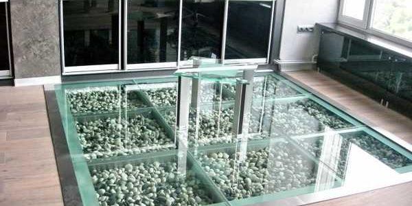 ¿Qué saber antes de poner suelos de cristal?