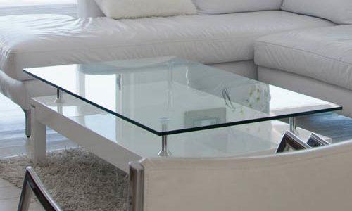 Vidrios Para Mesas Cómo Deben Ser Vidrio Panel