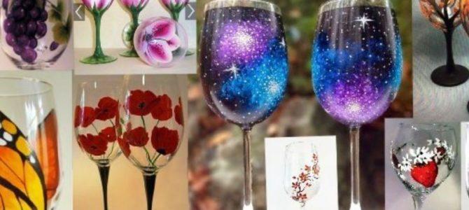 Consejos para pintar vidrio