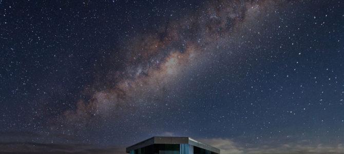 Casa de vidrio en el desierto: te contamos cómo es